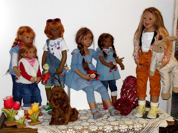 Bambole Annette bambole Himstedt di di cuTK15lF3J